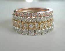 Diamond Wedding Ring/Band Classic 14K.Gold Engagement/Anniversary Handmade in US