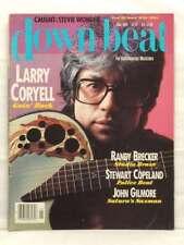 DOWN BEAT MAGAZINE LARRY CORYELL STEWART COPELAND RARE