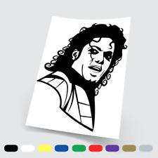 Michael Jackson Dance Laptop MacBook iPad Notebook Adesivo decalcomania in vinile della pelle