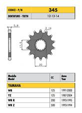 345 - PIGNONE PASSO 520 GAS GAS EC 125 2003-2011