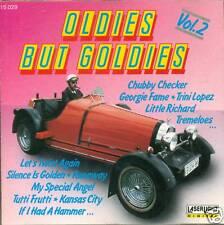 OLDIES BUT GOLDIES VOL.2/TRINI LOPEZ/DRIFTERS.. CD E928