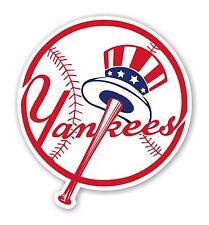 New York Yankees   Decal / Sticker Die cut