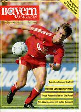 BL 90/91 FC Bayern München - Borussia Dortmund