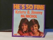 KRISTY & JIMMY MC NICHOL He's so fine PB1271
