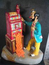 Ron Lee Clown Hobo WINNING A PEEL 1985 #764 Slot Machin