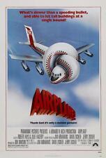 Cartel de película vintage avión película A4 A3 Art Print Cine