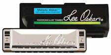 Lee Oskar Melody Maker Harmonica avec étui 14 Clés Disponibles