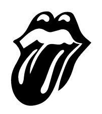 Decal Vinyl Truck Car Sticker - Music Rock Bands Rolling Stones