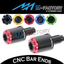 CNC /'Conical/' Billet Bar Ends Sliders Aprilia RSV4 //R //RR //Factory 09-17