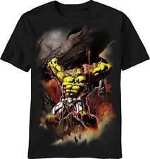 Marvel Comics Incredible Hulk Grip Shirt Avengers Defenders
