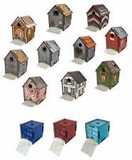 Werkhaus - ToPa Haus Box Container WC- Rollen- Klopapier- Toilettenpapier Halter