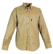 Mens Le Chameau Wells Shirt - Yellow - new