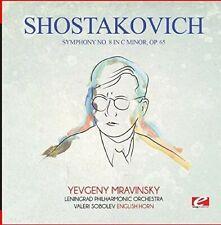 New Symphony No. 8 In C Minor Op. 65 - Shostakovich - Classical Music CD