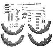 Jeep - Shoe Set Master Kit - CJ / YJ / XJ - 4723367MK