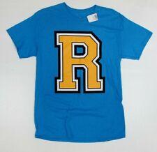Archie Comics Riverdale Andrews Blue Jersey T-Shirt New! (4C5