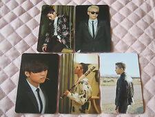 BIGBANG10 The Movie Bigbang Made Blu-ray Photocard KPOP YG G-Dragon TOP