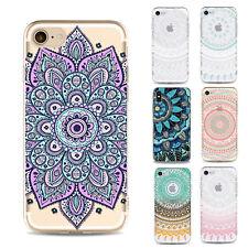 Mandala Schutzhülle für Samsung iPhone Huawei Handycase Bumper Handyhülle Tasche