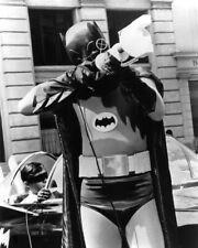 ADAM WEST RARE BATMAN TV SHOT PHOTO OR POSTER