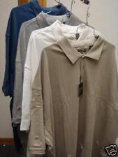 4 PING Golf MENS XXXXL Performance Polo Sport Shirts 100% COTTON MESH 4XL $240