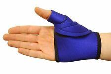 Blue Thumb Spica Splint Brace Support Brace Stabiliser for Sprain Strain CMC