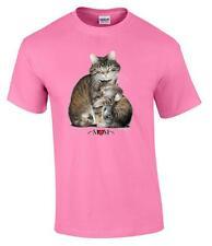 Mom Mother Cat Kitten Kitty T-Shirt