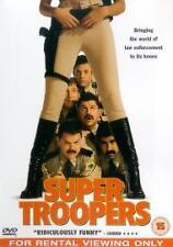 1 of 1 - Super Troopers (DVD, 2003)