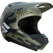 2018 Shift Racing MX Whit3 Label Helmet Camo ATV Off Road Motocross Enduro 19335