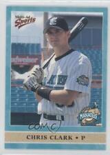 1999 Multi-Ad Sports Brevard County Manatees #6 Chris Clark Rookie Baseball Card