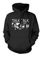 Talk Talk Unisex Felpa Felpa con Cappuccio Tutte le Taglie