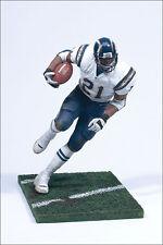McFarlane Sports NFL  Series 3 San Diego Charger Ladainian Tomlinson RB Figure .