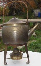 WMF Arts and Crafts Copper and Brass Jugendstil Teapot