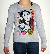 138 150 NEU Disney Violetta Langarm Shirt mit Glitzer Gr 128 114