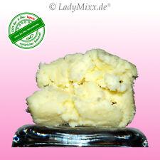 BIO Sheabutter Karite roh kaltgepresst unraffiniert  natur 50ml 100ml LadyMixx