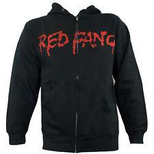 Authentic RED FANG Prehistoric Dog Zipup HOODIE Sweatshirt S M L XL XXL NEW