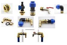 Wassertank - Regentonnendurchführung verschiedene Größen und Variationen