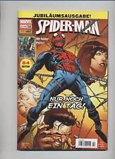 SPIDER-MAN (deutsch) # 50 + POSTER - PANINI COMICS 2008 - TOP