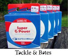 Garbolino Super G Ligne électrique mono 5 Diamètre Options Match Pole Feeder fishiong