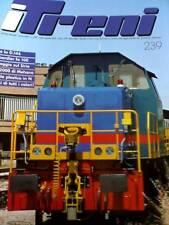 I Treni 239 2002 Arriva D.146 La G 2000 di Mehano