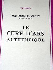 JEAN-MARIE VIANNEY Le curé d'Ars authentique ECULLY