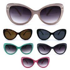 Girls Children Size Designer Style Large Cat Eye Sunglasses