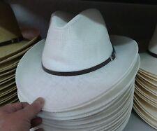 sombrero blanco mod. Borsalin hombre verano ceremonia fontana hat man