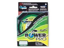PowerPro Braided Mainline Moss Green 135m Braid Line ALL SIZES