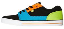 Dc Zapatos Youth Bristol Lona Black / multi Zapatillas de niños