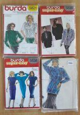 Vintage Burda Patterns Dressmaking Sewing - Various Patterns - BUY 1 GET 2 FREE!