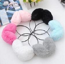 Faux fur ear muff ear warmer 6 colors for winter