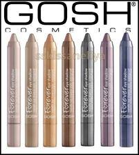 GOSH, Forever Eye Shadow Stick, Metallic Glittery Effect, Different Shades