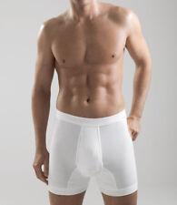 Boxer con apertura di AMMANN, colore: bianco, taglie: 5 - 9