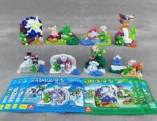 Huevo sorpresa FIGURAS Tabaluga Dragones fuerte plástico Puzzle Selección ueei