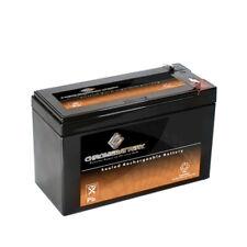 12V 7.2AH 8AH SLA Battery Replaces  ES500 ES550 ES750G LS500 RBC110 PX12072