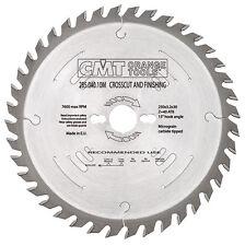 Lame industriali CMT per taglio traverso vena Cod.: 285-291-194